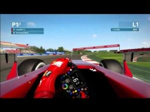 F1 2014 Catalunya TT