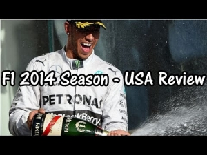 F1 2014 Season - USA Review