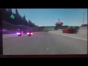 micro SPEEDRECORD  a k a Spa flying lap