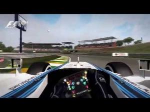 F1 2014 Brazil Hot Lap