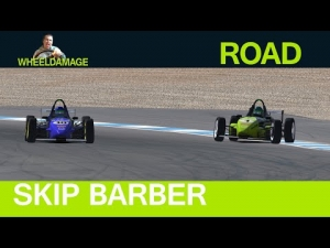 #iRacing : 2014S4W3 Skip Barber at Donington Park [60 fps]