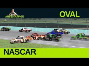 #iRacing | 2014S4W3 Trucks (Fixed) at Miami Homestead [60 fps]