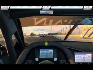 Race Room DSR test