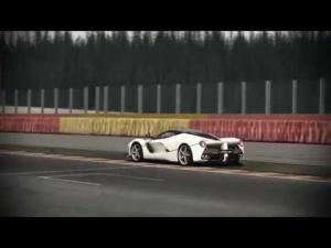 [Assetto Corsa] Ferrari LaFerrari @Spa-Francorchamps (circuit cams) | 4K-UHD