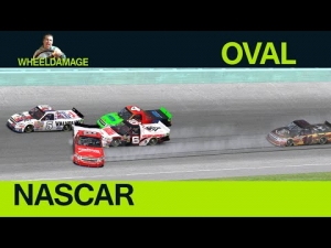 #iRacing | 2014S4W3 Trucks (Fixed) at Miami Homestead 2