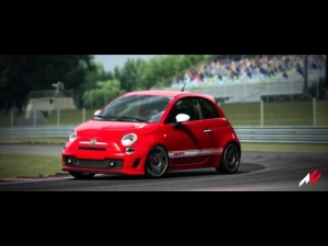 Assetto Corsa Teaser: Abarth 500 Esse Esse
