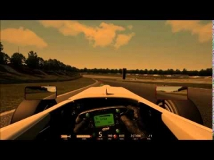 Assetto Corsa Replay Test Run Nurburgring Formula Abarth