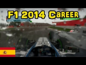 F1 2014 Career - Part 5: Spain