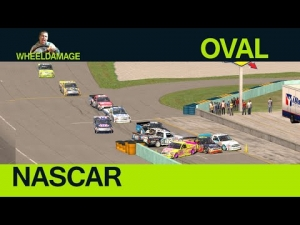 #iRacing | 2014S4W3 Trucks (Fixed) at Miami Homestead 4