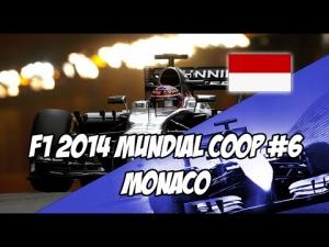 F1 2014 Monaco | #6 Coop con Javift14 | McLaren | IA Leyenda PS3 [ESP]
