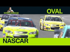 2014 NASCAR Ford Ecoboost NiS (Fixed) Miami Homestead Full Race