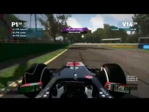 F1 2014 Online | Australia Highlights [1/19] | Apex Online Racing (Season 9) [HD]