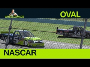 iRacing | 2014S4W3 Trucks (Fixed) at Miami Homestead 6