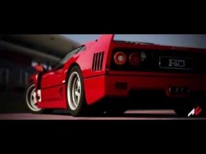 Assetto Corsa Teaser: Ferrari F40