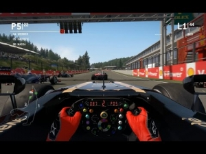 F1 2013 - Season 1 - Spa-Francorchamps - Belgium