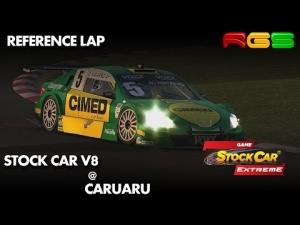 Game Stock Car Extreme | 2014 Stock Car | Caruaru | Evening Lighting