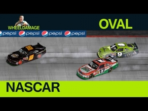 #iRacing | 2014S4W4 Nationwide at Bristol 2