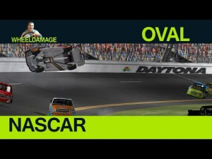 #iRacing | 2014S4W4 Trucks (Fixed) at Daytona 3