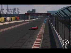 Assetto Corsa Sochi Ferrri R458