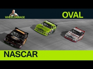 iRacing : 2014S4W4 Nationwide at Bristol 3