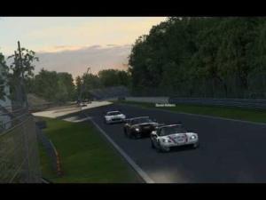 RaceRoom Racing Experience - ADAC Nissan GTR GT3 AI race @ Monza