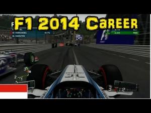F1 2014 Career - Part 6: Monaco