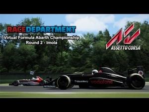 VFAC S1 Round 2 - Imola [60 fps]