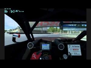 DTM-E 2014 @Norisring Audi-RS-5-DTM