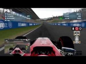 F1 2014 - formel1-racer.de @ Red Bull Ring, Spielberg