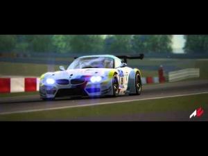 Assetto Corsa Teaser: BMW Z4 GT3