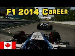 F1 2014 Career - Part 7: Canada