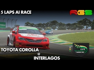 Copa Petrobras de Marcas | Toyota Corolla | Interlagos