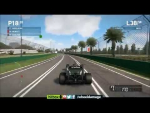 F1 2014 : Career (Legend AI) Melbourne Australia - 100% Full Race, no assists