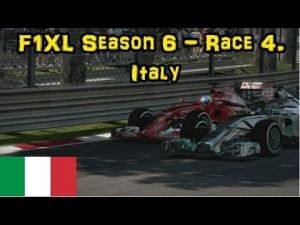 F1XL Season 6 - Race 4. Italy