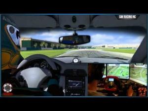 iRacing: NES Round 1   6 Hours of Sebring Part III - Warning