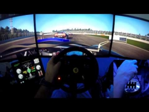 Project CARS | max realistic VIEW | multiclass track day | ULTRA onboard 60 fps
