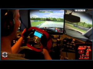 iRacing: NES Round 1 | 6 Hours of Sebring Part V - Look Mom, I'm On TV