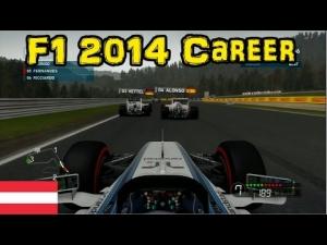 F1 2014 Career - Part 8: Austria