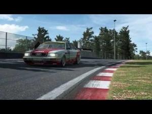 RaceRoom | DTM 1992 Teaser