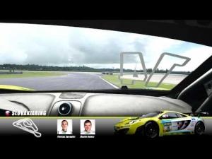 RaceRoom | ADAC GT Masters 2014 - Slovakiaring