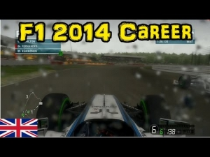 F1 2014 Career - Part 9: Great Britain