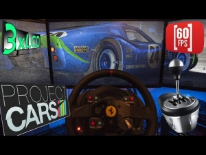 Project CARS | ☂ NIGHT RAINY Imola | Ford GT40 in thunderstorm | onboard 60 fps