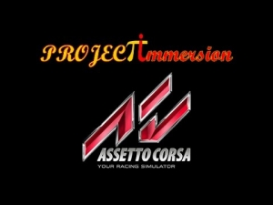 Project Immersion - Mini vs Abarth - Silverstone National - Assetto Corsa