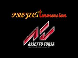 Project Immersion - Mini vs Abarth - Silverstone National - Assetto Corsa