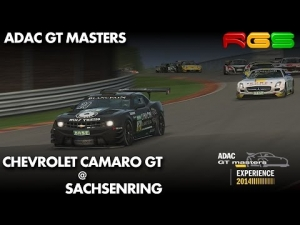 ADAC GT Masters Experience 2014 | Camaro GT | Sachsenring | R3E