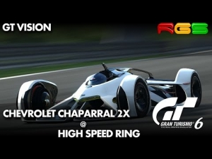 Gran Turismo 6 | GT Vision | Chevrolet Chaparral 2X | High Speed Ring