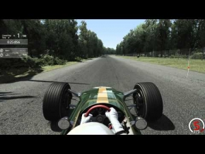 Assetto Corsa 1.0 - Lotus 49 at Monza '66