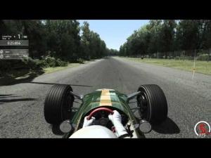Assetto Corsa 1.0 - Lotus 49 at Monza '66