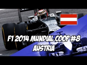 F1 2014 Austria | Coop Career Legend PS3