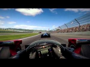 Grid Autosport - Indianapolis 500.....umm or 20 laps..